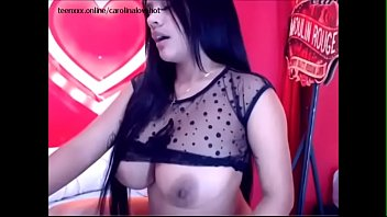 youthful dark-haired ample milk cans taunt her page teenxxxonlinecarolinalovehot