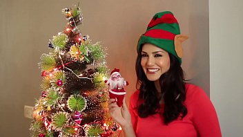 christmas fantasies from sunny leone -.