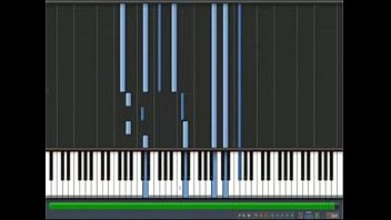 time after time - detective conan piano tutorial.