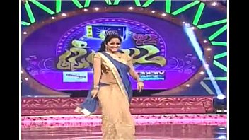 wapwoncom sizzling stomach button demonstrate by scorching anchor anasuya