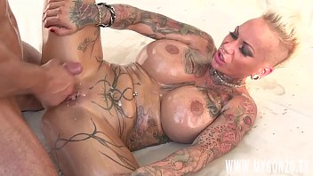 german tattoo model and porno starlet kitty core.