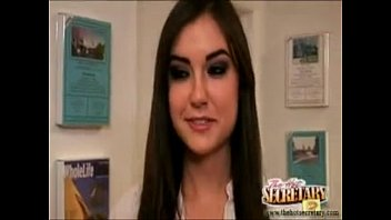 sasha grey gets pulverized in office - meet.