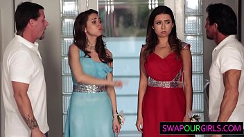 interchanging daughters-in-law at prom night