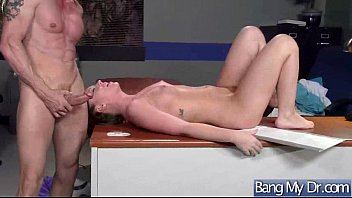 magnificent patient maddy oreilly and supah-naughty therapist in.