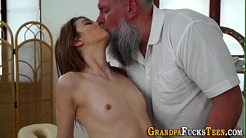 nubile jizzed by crank