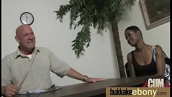 double intrusion with german dark-hued mass ejaculation teenie 8