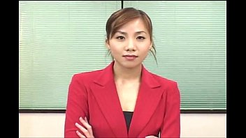 handsome japanese office damsel bukakke