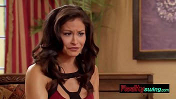 jessica determines to put fresh swinger couple039_s nerves.