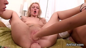 supah-porking-hot lesbo babes are broad open and going.