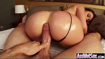 monstrous lubricated culo gal mandy muse get firm.