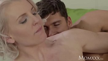 mommy spectacular skinny silver-blonde cougar luvs.