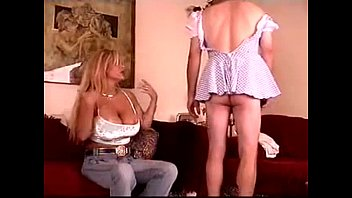 abasement and poking of a sissy