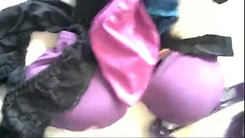 attempt to spunk some wife039_s purple boulder-owner panty.