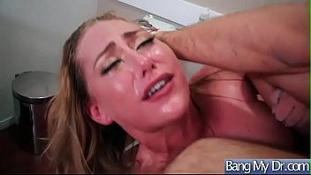 carter cruise insane patient and doc in fuckfest.