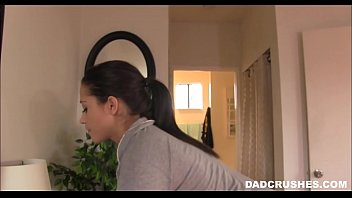stepdaughter avi love surprises her father