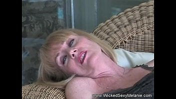 unexperienced gilf plays with grandmother slit