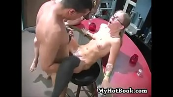 wifey group penetrated wile husband sees