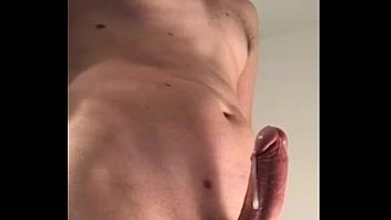 homemade fap with pulsating cum-shot queer pornography b.