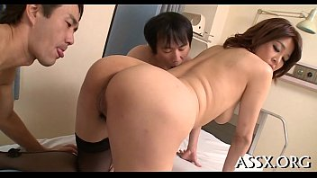 naughty assfucking dance for lovely chinese.