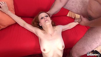 sandy-haired tall breezy want job and penetrate faux agent