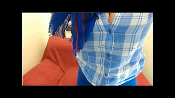 arab blue pant teenager - more flicks on.