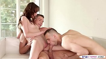 buttfucked dude pussylicking lovely stunner