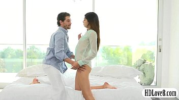 adorable nubile stunner humped and jizm.