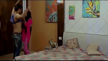 indian wifey penetrating with youthfull neighbour