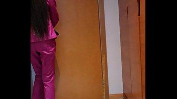 asia woman in stocking part3