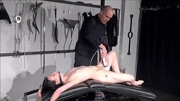 ball-gagged first-ever-timer subs sextoy predominance and spanked bj.
