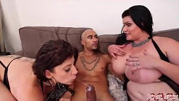 king noire and angelina sara jay plus-size pulverizing.