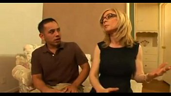 mature nina hartley gets an interracial.