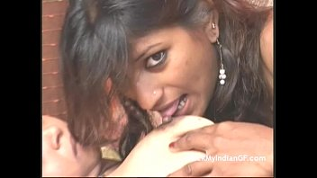awesome indian teenie eating bosoms plowing humid desi cooch