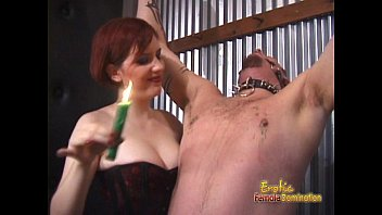 supah-naughty man gets trussed and pleasured in numerous.