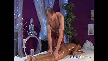 dumping ejaculation for molten ebony woman - george.