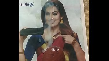 raining jizz for actress nayanthara