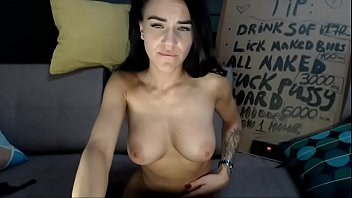 supah-steamy whore with massive titties jacks until she.