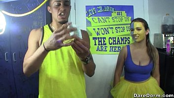 dare dormitory trade_ introduces harley jade in tailgate labia