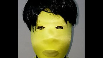 zentai dude halloween contact lens