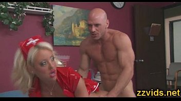 crimson-hot chesty nurse courtney taylor astounding.