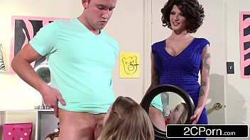 fat bap stepmother joslyn james joins in the.