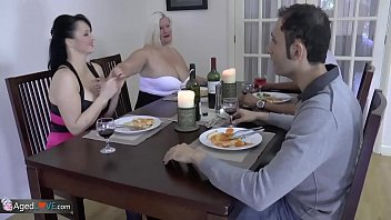 agedlove renowned massive-boobed matures gonzo groupsex