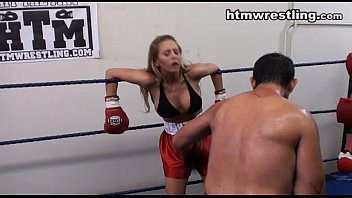 boxing supersluts predominated by fellow