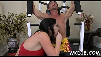 lucky boy is satisfying two of his sexiest.