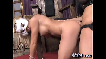 audrey bitoni penalizes her horny gf