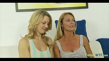 mom instructing stepdaughter 185