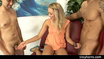 cheating harassment interracial sissy intercourse wifey enormous meatpipe.