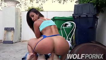 smashing mischievous latina kelsi monroe in public for currency