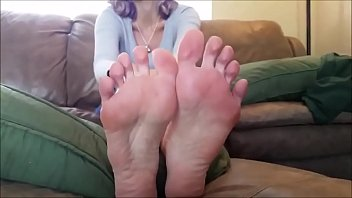 marvelous lengthy toes and feet part.