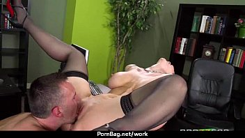massive-chested chief office hookup 12